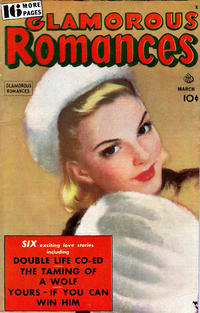Cover Thumbnail for Glamorous Romances (Ace Magazines, 1949 series) #45