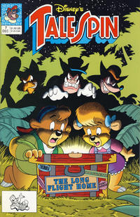 Cover Thumbnail for TaleSpin (Disney, 1991 series) #7