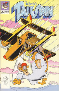 Cover Thumbnail for TaleSpin (Disney, 1991 series) #4