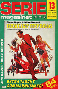 Cover Thumbnail for Seriemagasinet (Semic, 1970 series) #13/1983