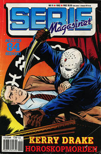Cover Thumbnail for Seriemagasinet (Semic, 1970 series) #11/1992