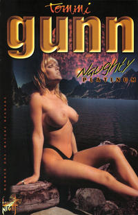 Cover Thumbnail for Tommi Gunn (London Night Studios, 1996 series) #1 [Naughty Platinum Edition]