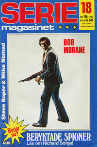 Cover Thumbnail for Seriemagasinet (Semic, 1970 series) #18/1983