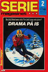 Cover Thumbnail for Seriemagasinet (Semic, 1970 series) #2/1983