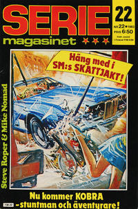 Cover Thumbnail for Seriemagasinet (Semic, 1970 series) #22/1983