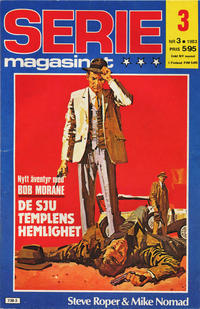 Cover Thumbnail for Seriemagasinet (Semic, 1970 series) #3/1983