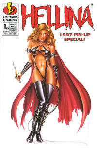 Cover Thumbnail for Hellina 1997 Pin-Up Special (Lightning Comics [1990s], 1997 series)
