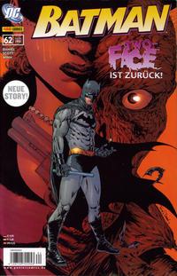 Cover Thumbnail for Batman (Panini Deutschland, 2007 series) #62