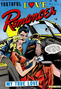 Cover Thumbnail for Youthful Love Romances (Pix-Parade, 1949 series) #1