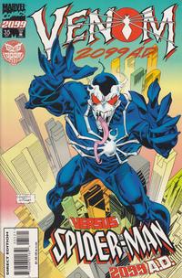 Cover Thumbnail for Spider-Man 2099 (Marvel, 1992 series) #35 [Venom 2099 Cover]