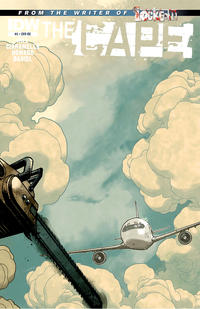 Cover Thumbnail for The Cape (IDW, 2011 series) #3 [Cover RE]