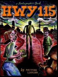 Cover Thumbnail for Hwy 115 (Fantagraphics, 2006 series)