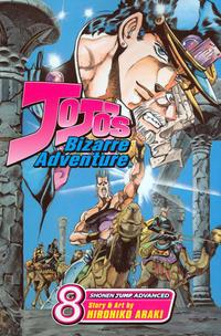 Cover Thumbnail for Jojo's Bizarre Adventure (Viz, 2005 series) #8