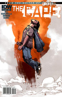 Cover Thumbnail for The Cape (IDW, 2011 series) #2 [Variant Cover B by Nelson Daniel]