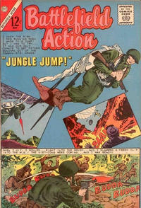 Cover Thumbnail for Battlefield Action (Charlton, 1957 series) #47