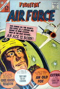 Cover Thumbnail for Fightin' Air Force (Charlton, 1956 series) #37