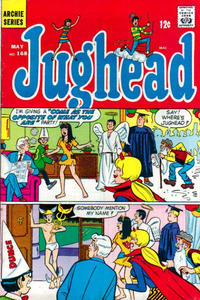 Cover Thumbnail for Jughead (Archie, 1965 series) #168
