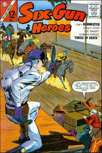 Cover Thumbnail for Six-Gun Heroes (Charlton, 1954 series) #74