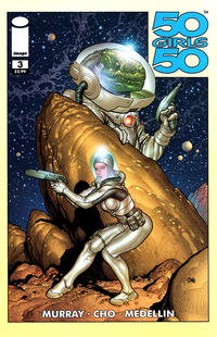 Cover Thumbnail for 50 Girls 50 (Image, 2011 series) #3