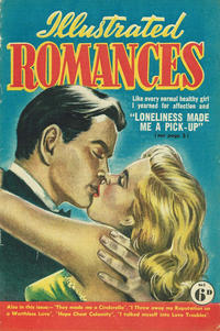 Cover Thumbnail for Illustrated Romances (Young's Merchandising Company, 1950 ? series) #2
