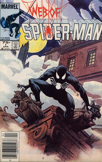 Cover Thumbnail for Web of Spider-Man (Marvel, 1985 series) #1 [Canadian]
