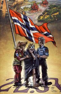 Cover Thumbnail for 22.07 (Raptus Bergen Tegneseriefestival, 2011 series)