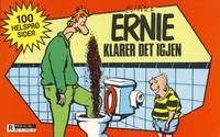 Cover Thumbnail for Ernie [Ernie tverrbok] (Bladkompaniet / Schibsted, 1989 series) #2 - Ernie klarer det igjen