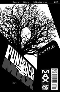 Cover Thumbnail for PunisherMax (Marvel, 2010 series) #22