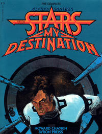 Cover Thumbnail for The Complete Alfred Bester's The Stars My Destination (Marvel, 1992 series)