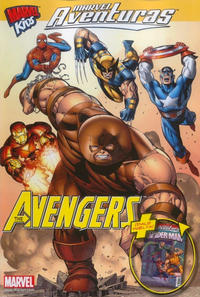 Cover Thumbnail for Marvel Aventuras (Editorial Televisa, 2011 series) #7