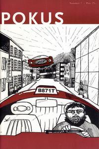 Cover Thumbnail for Pokus (Pokus Forlag, 1999 series) #7