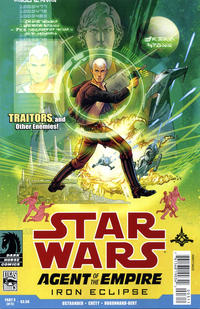 Cover Thumbnail for Star Wars: Agent of the Empire - Iron Eclipse (Dark Horse, 2011 series) #3