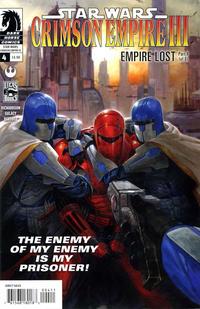 Cover Thumbnail for Star Wars: Crimson Empire III - Empire Lost (Dark Horse, 2011 series) #4