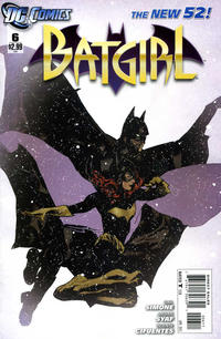 Cover Thumbnail for Batgirl (DC, 2011 series) #6