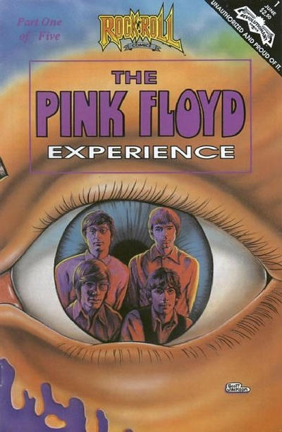 Cover for The Pink Floyd Experience (Revolutionary, 1991 series) #1