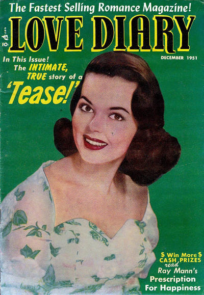 Cover for Love Diary (Orbit-Wanted, 1949 series) #23