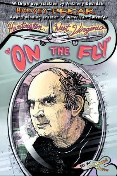 """Cover for Huntington, West Virginia """"On the Fly"""" (Random House, 2011 series)"""