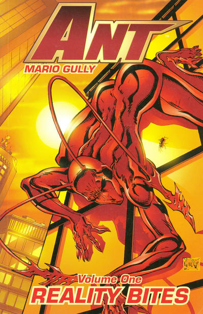 Cover for Ant (Image, 2006 series) #1 - Reality Bites