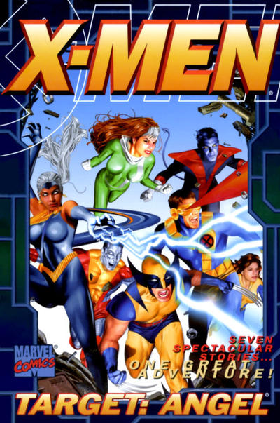 Cover for Backpack Marvels: X-Men (Marvel, 2000 series) #1