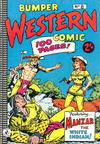 Cover for Bumper Western Comic (K. G. Murray, 1959 series) #8