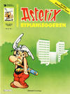 Cover Thumbnail for Asterix (1969 series) #17 - Byplanleggeren [4. opplag]