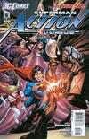 Cover for Action Comics (DC, 2011 series) #6 [Rags Morales Cover]