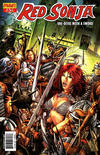 Cover Thumbnail for Red Sonja (2005 series) #63 [Cover B]