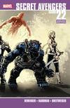 Cover Thumbnail for Secret Avengers (2010 series) #22 [Hardman Wraparound Variant]