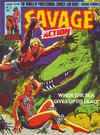 Cover for Savage Action (Marvel UK, 1980 series) #13
