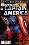 Cover for Captain America (Marvel, 2011 series) #8