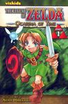 Cover for The Legend of Zelda (Viz, 2008 series) #1