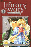 Cover for Library Wars (Viz, 2010 series) #3