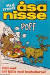 Cover for Kul med Åsa-Nisse (Semic, 1967 series) #2/1973