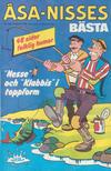 Cover for Åsa-Nisses bästa (Semic, 1973 series) #2